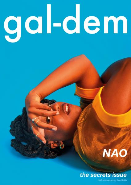 'secrets' issue 003 - assistant music editor | gal-dem
