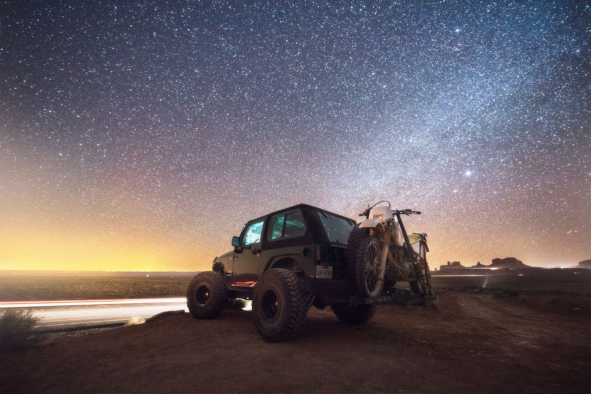 Automotive Jeep Photography in Utah