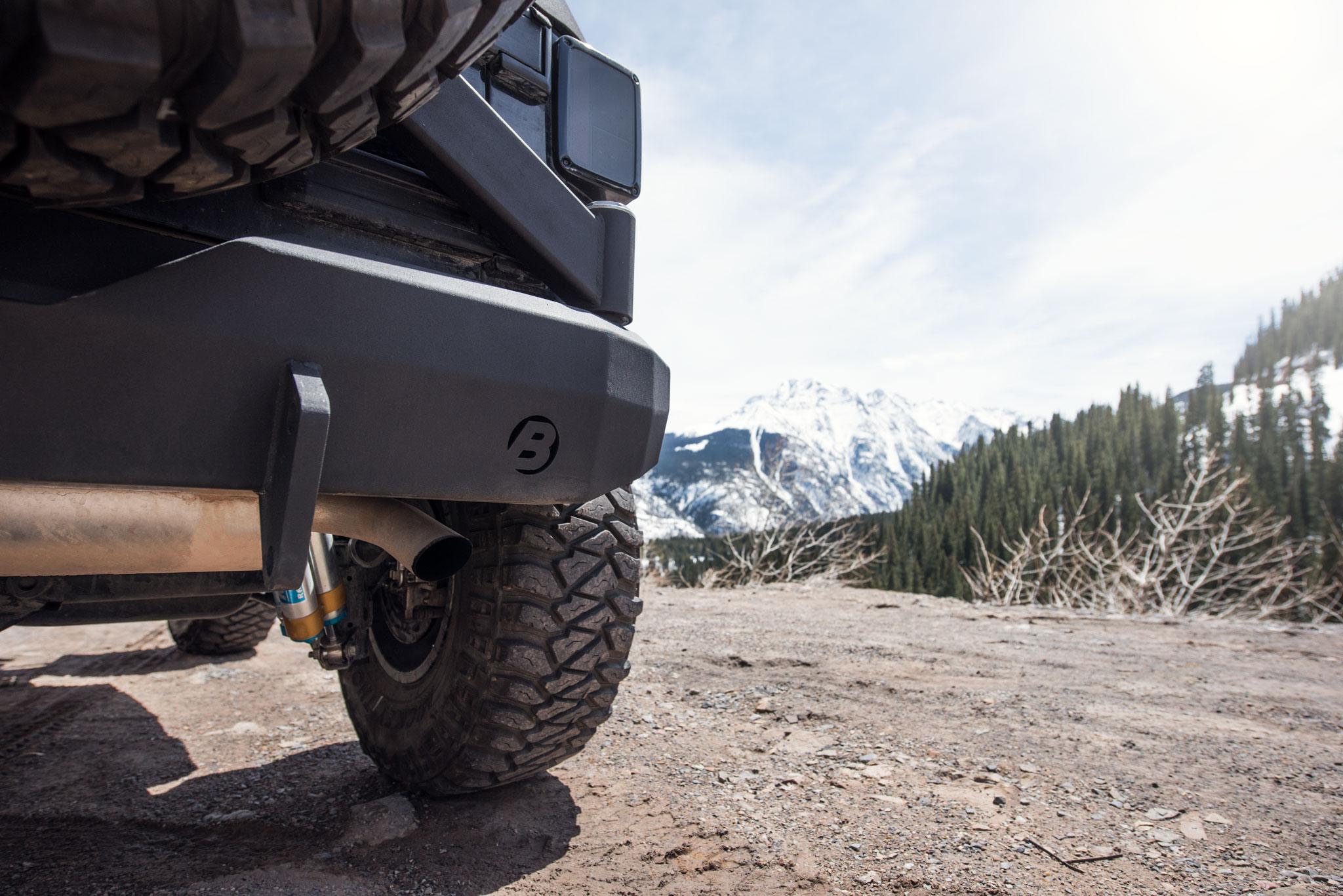 Jeep Automotive Photography - Bestop