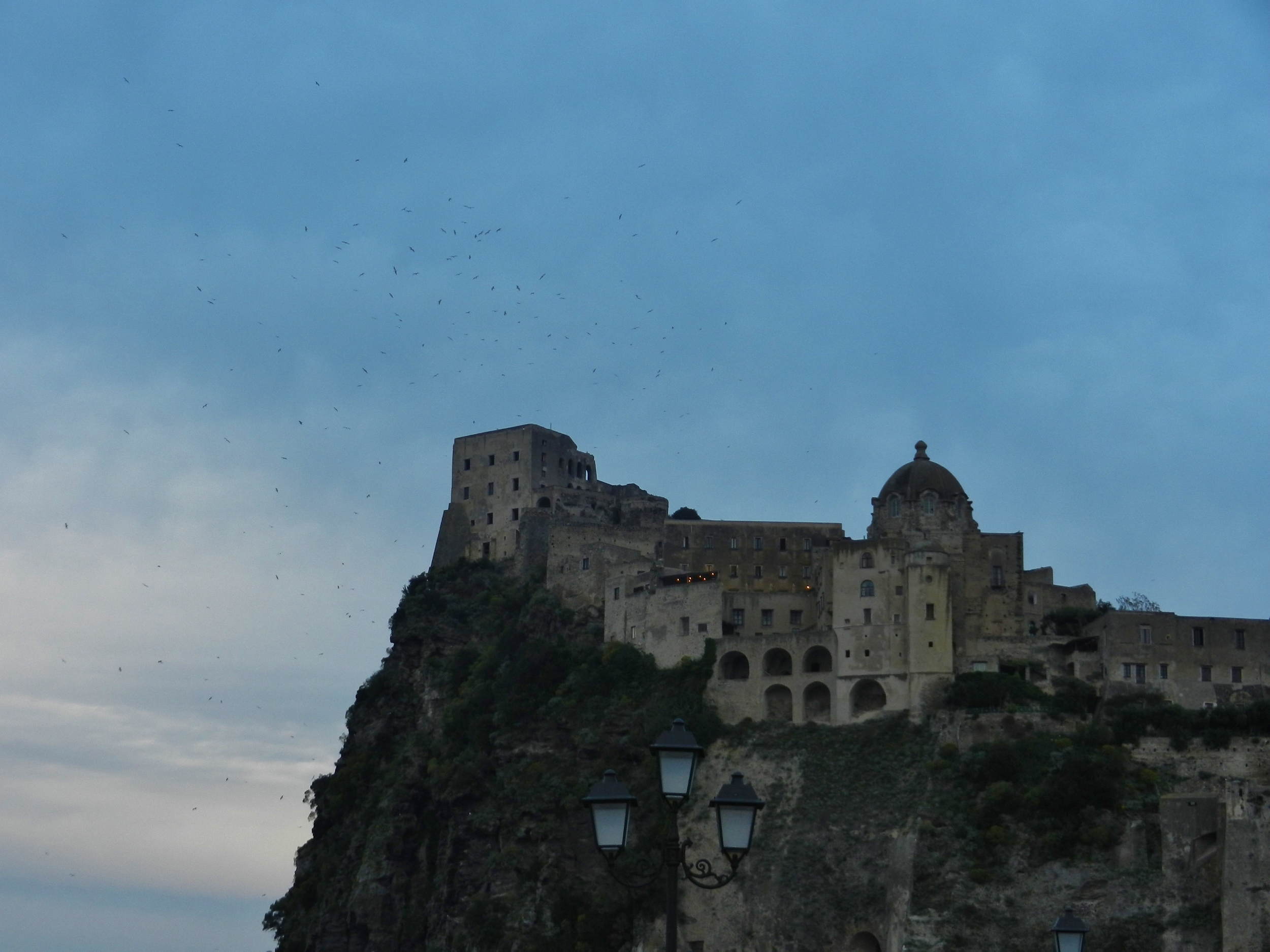 Ischia Castello Aragonese.JPG