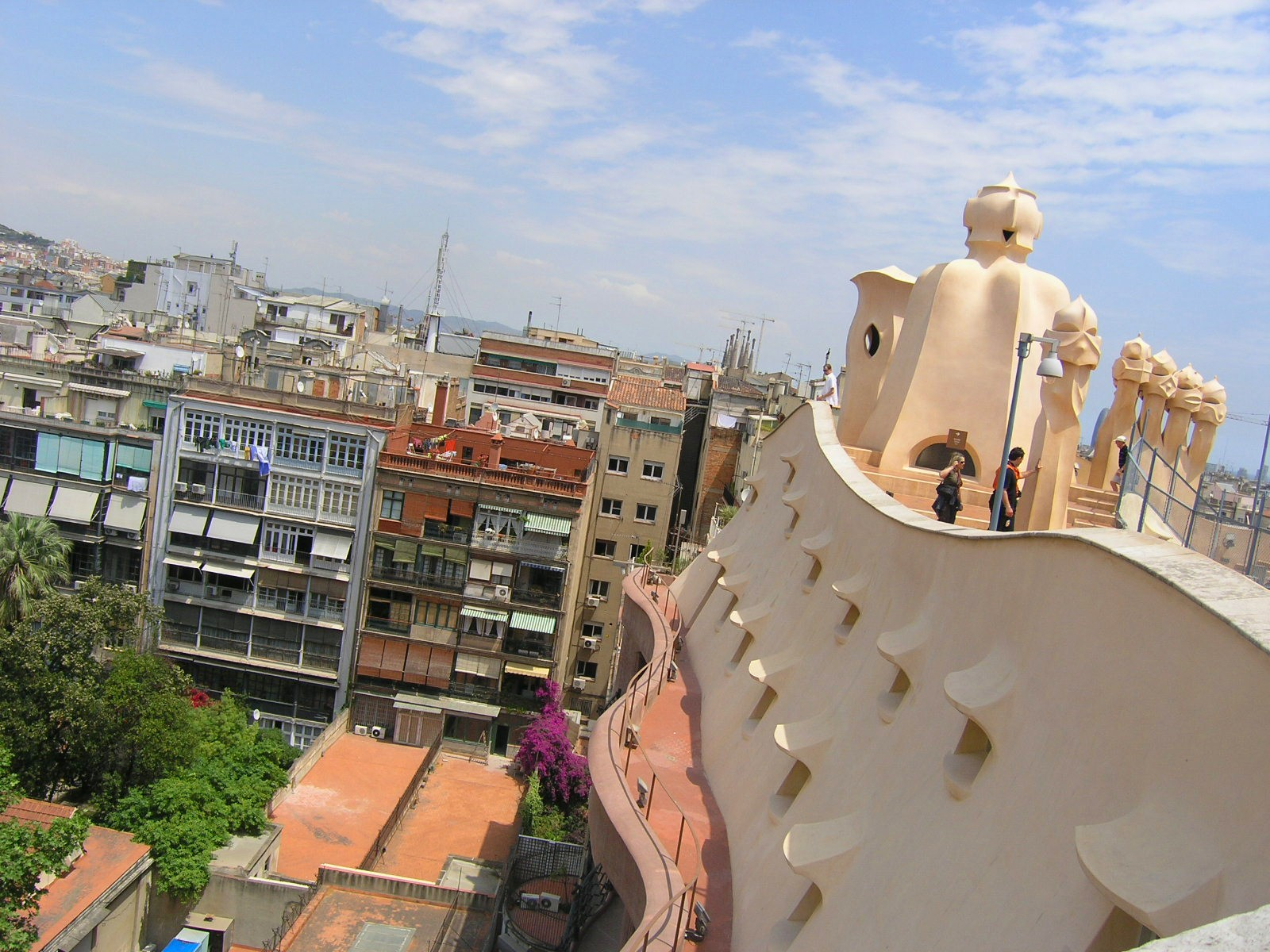 May 23 Casa Mila rooftop view.jpg