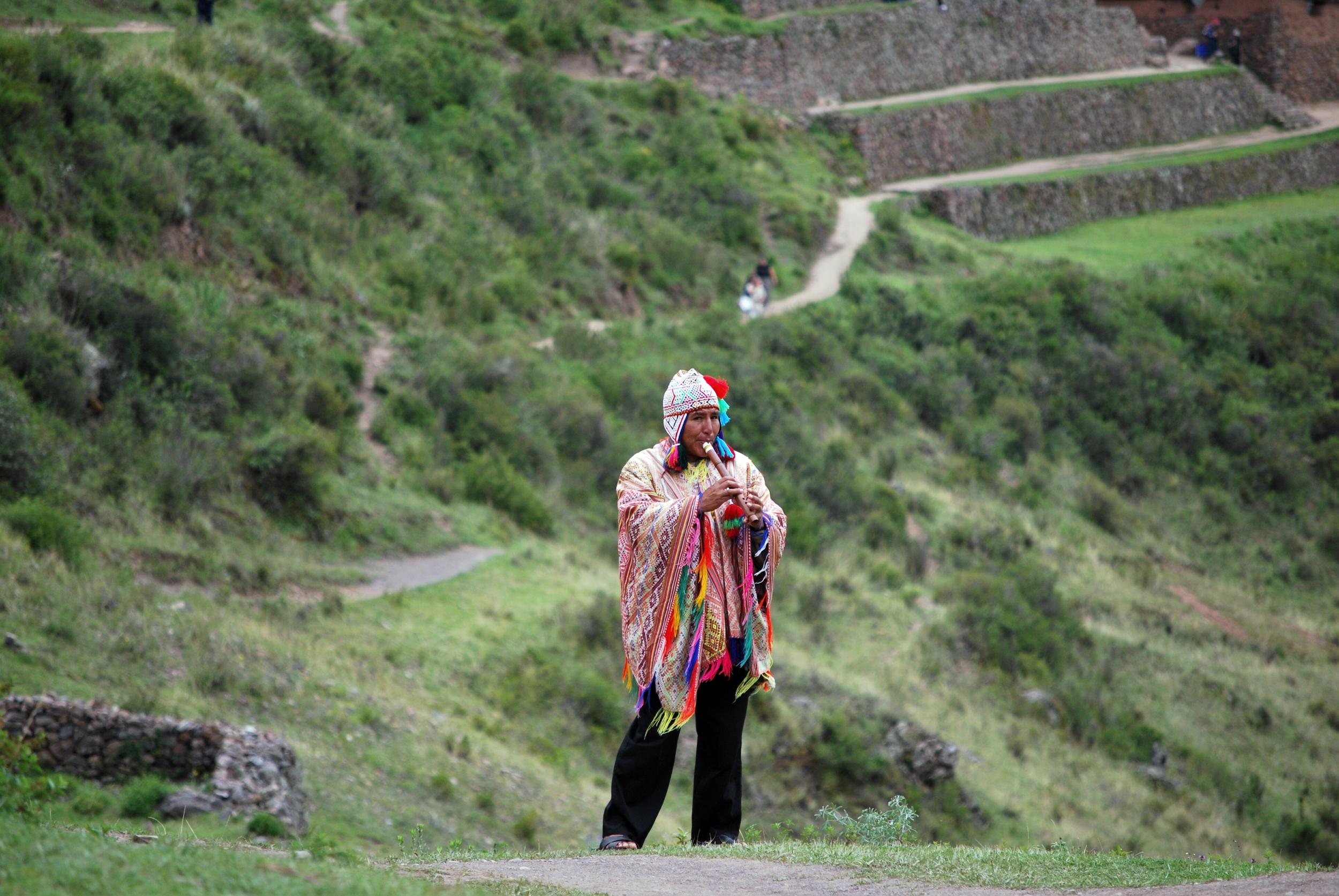 M&R Inca Trail piper.JPG