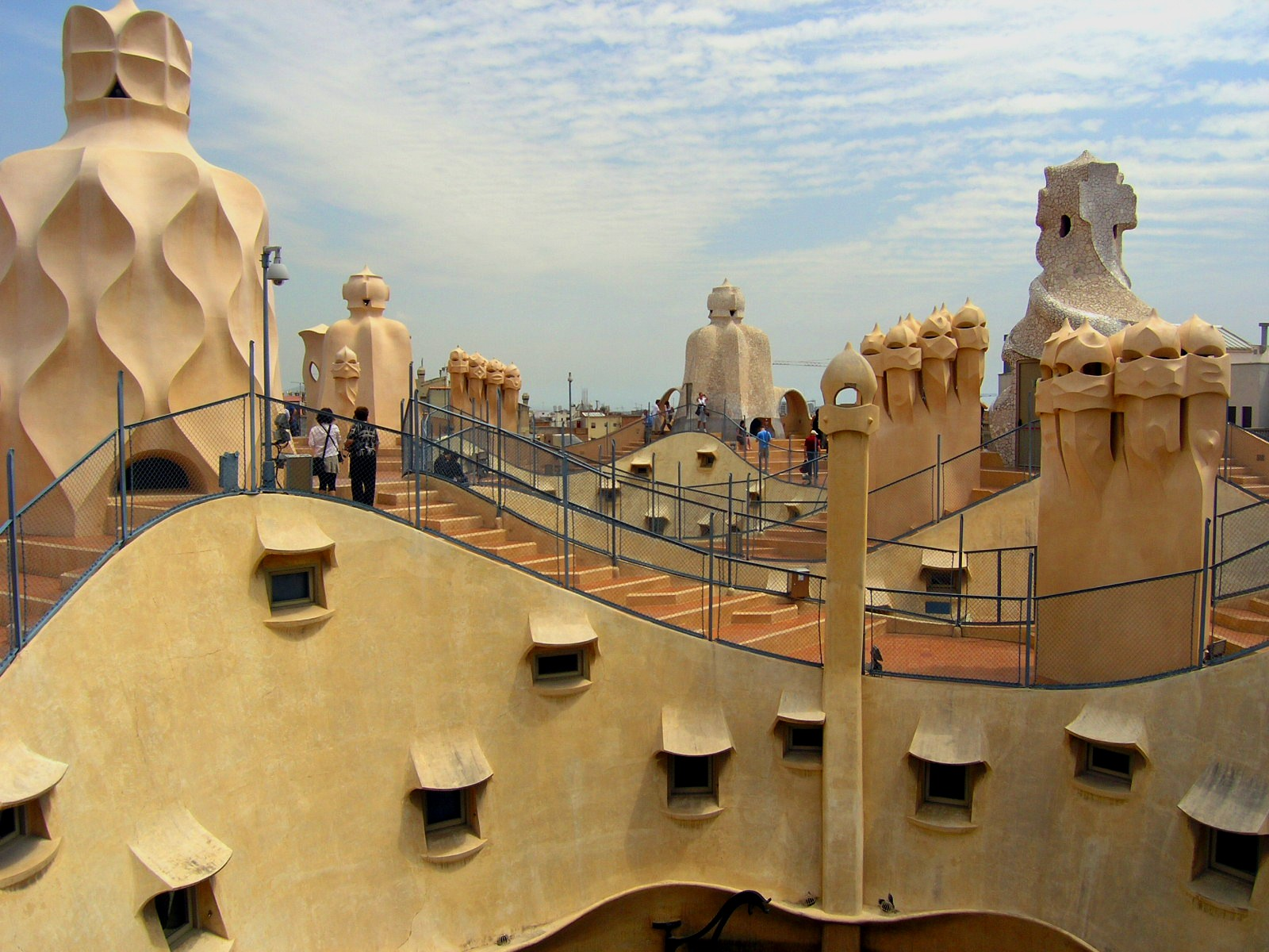 May 23 Casa Mila rooftop.jpg