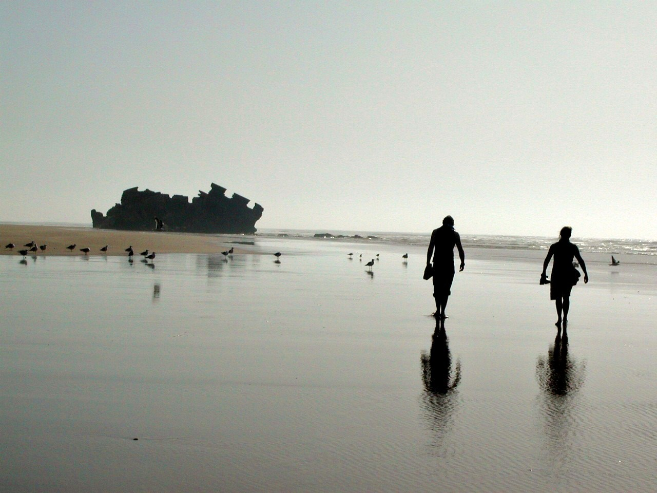 March 16 Essaouira Beach Evan and Richard 1.jpg