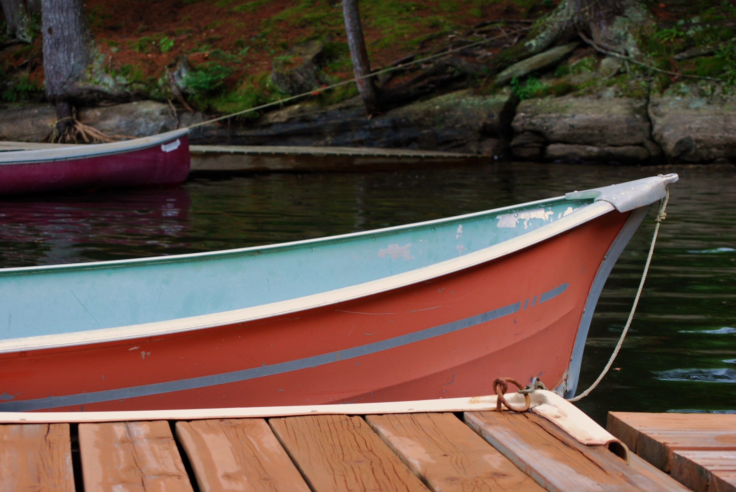 Carmel's dock.JPG