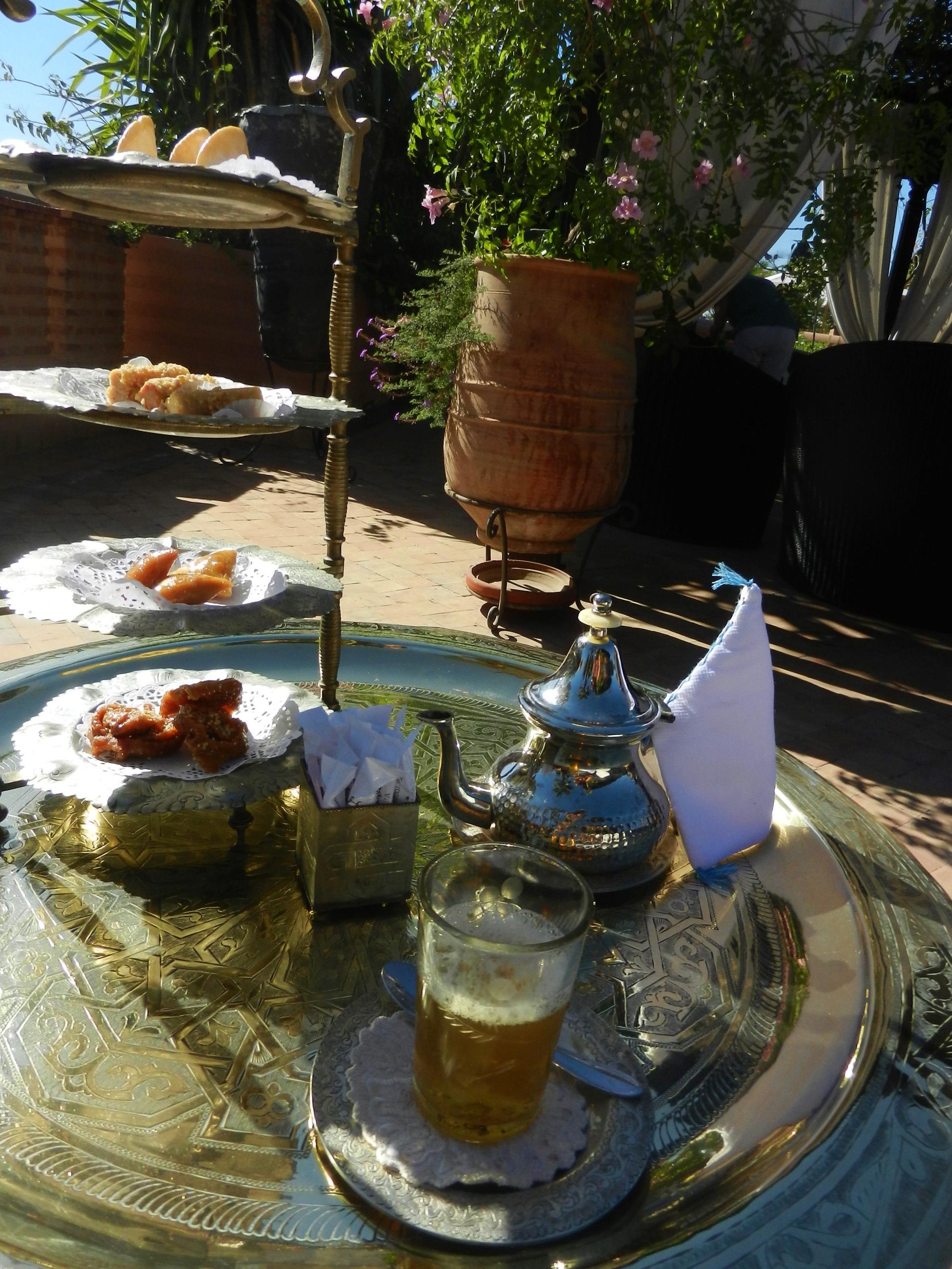 La Sultana  rooftop tea.JPG