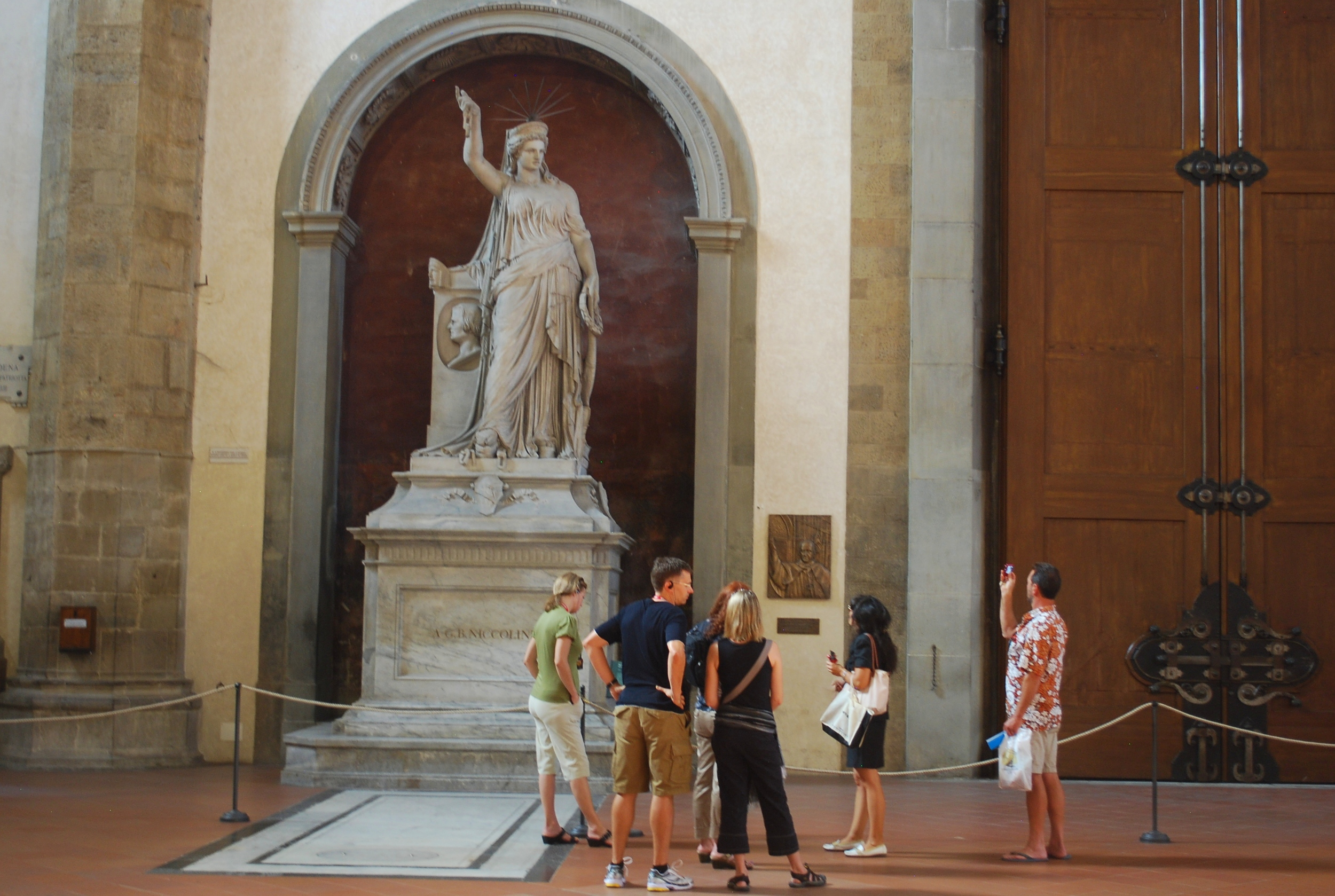 small group santa croce.JPG