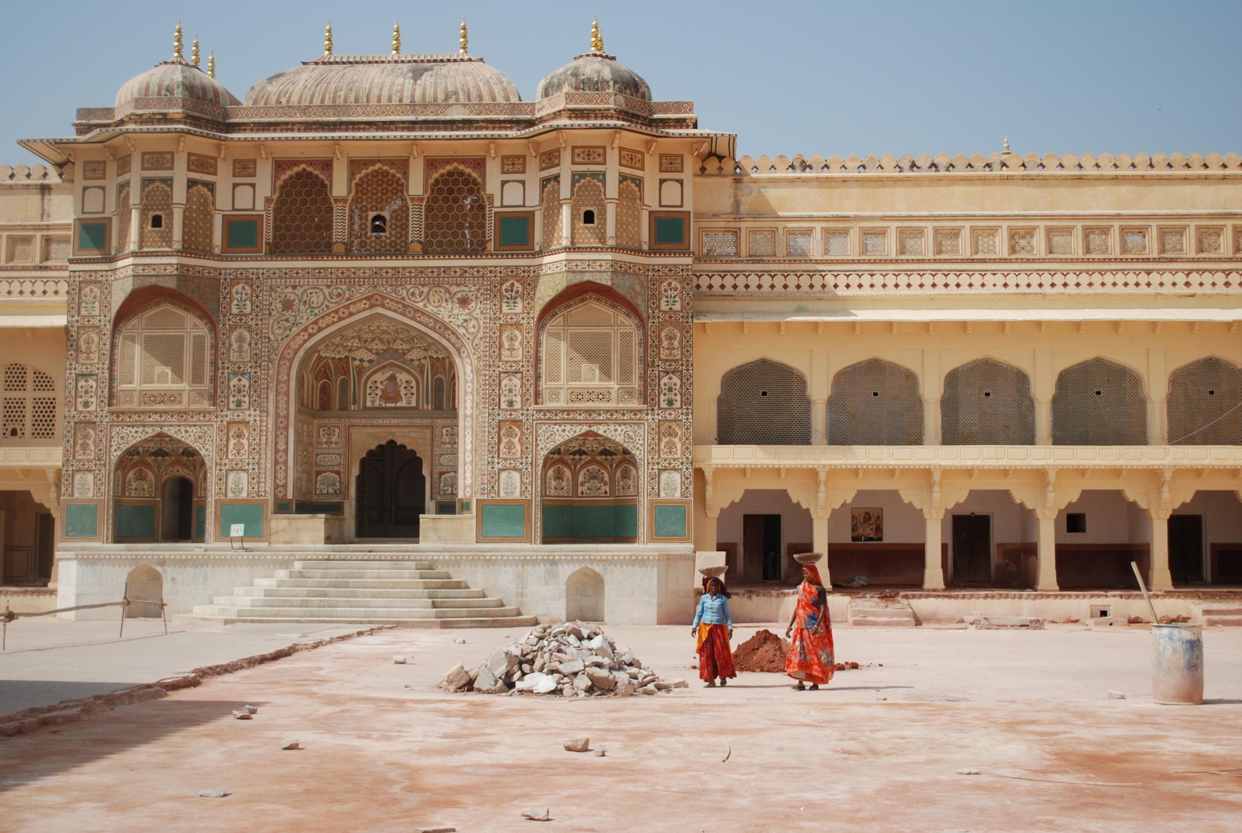 Jaipur inside amber fort.JPG