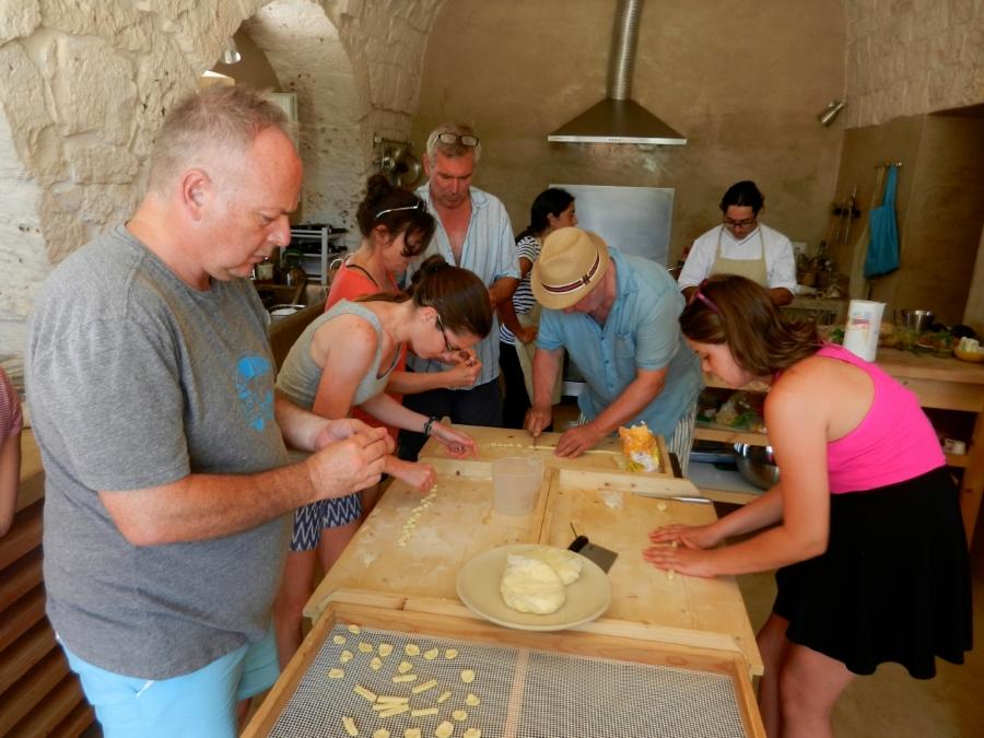 orechiette cooking course