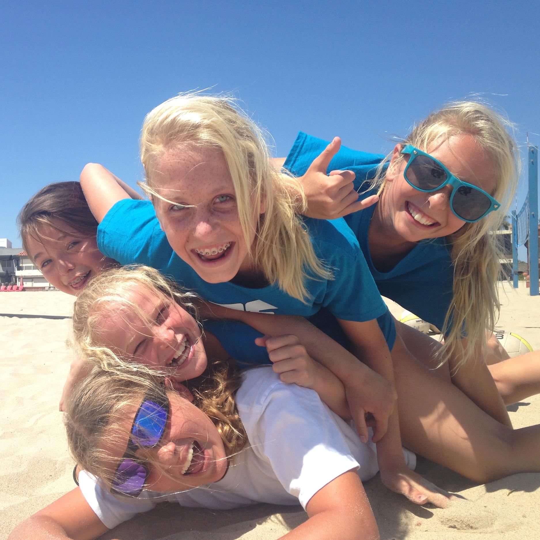 MEET THE TEAM - The Rockstars of Beach Elite!