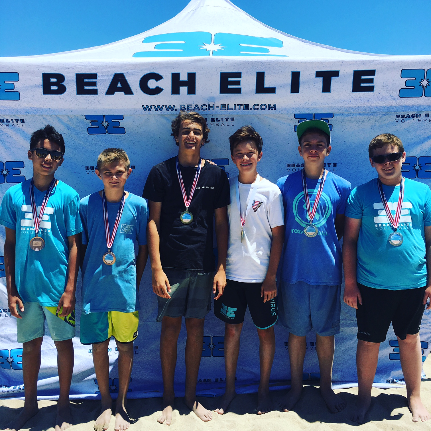 File Photo: Beach Elite Summer Tournament Series 2016