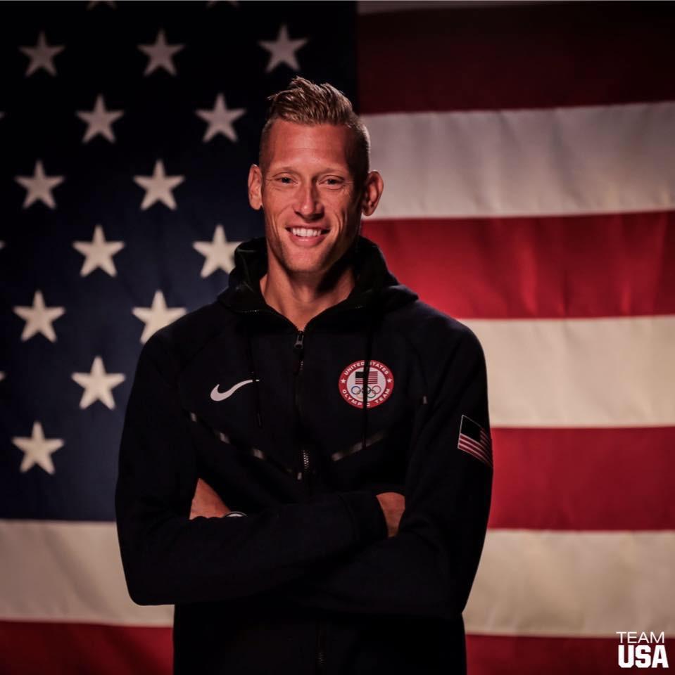 Casey Patterson, 2016 Rio Olympian