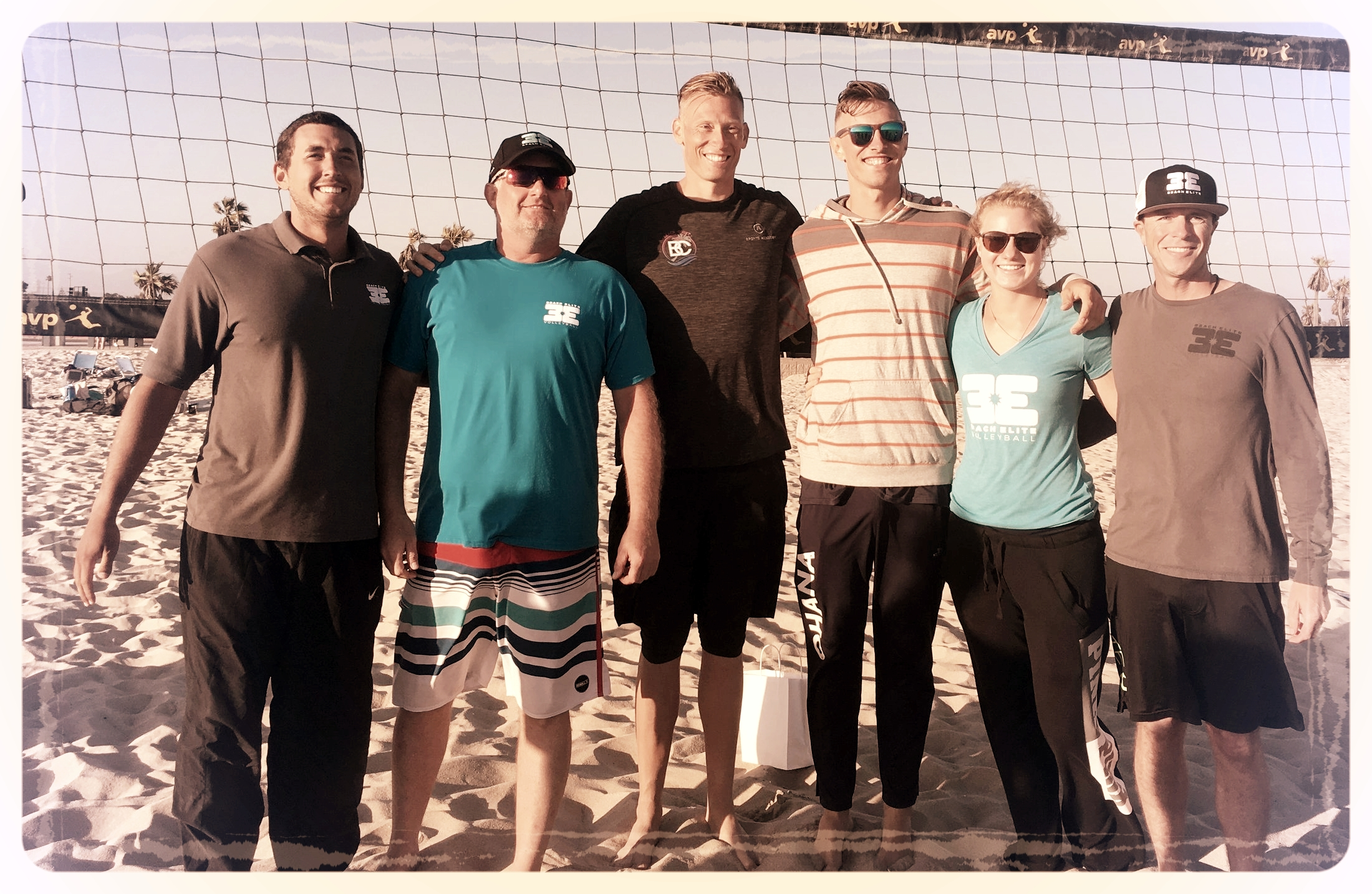 casey patterson and beach elite coaches