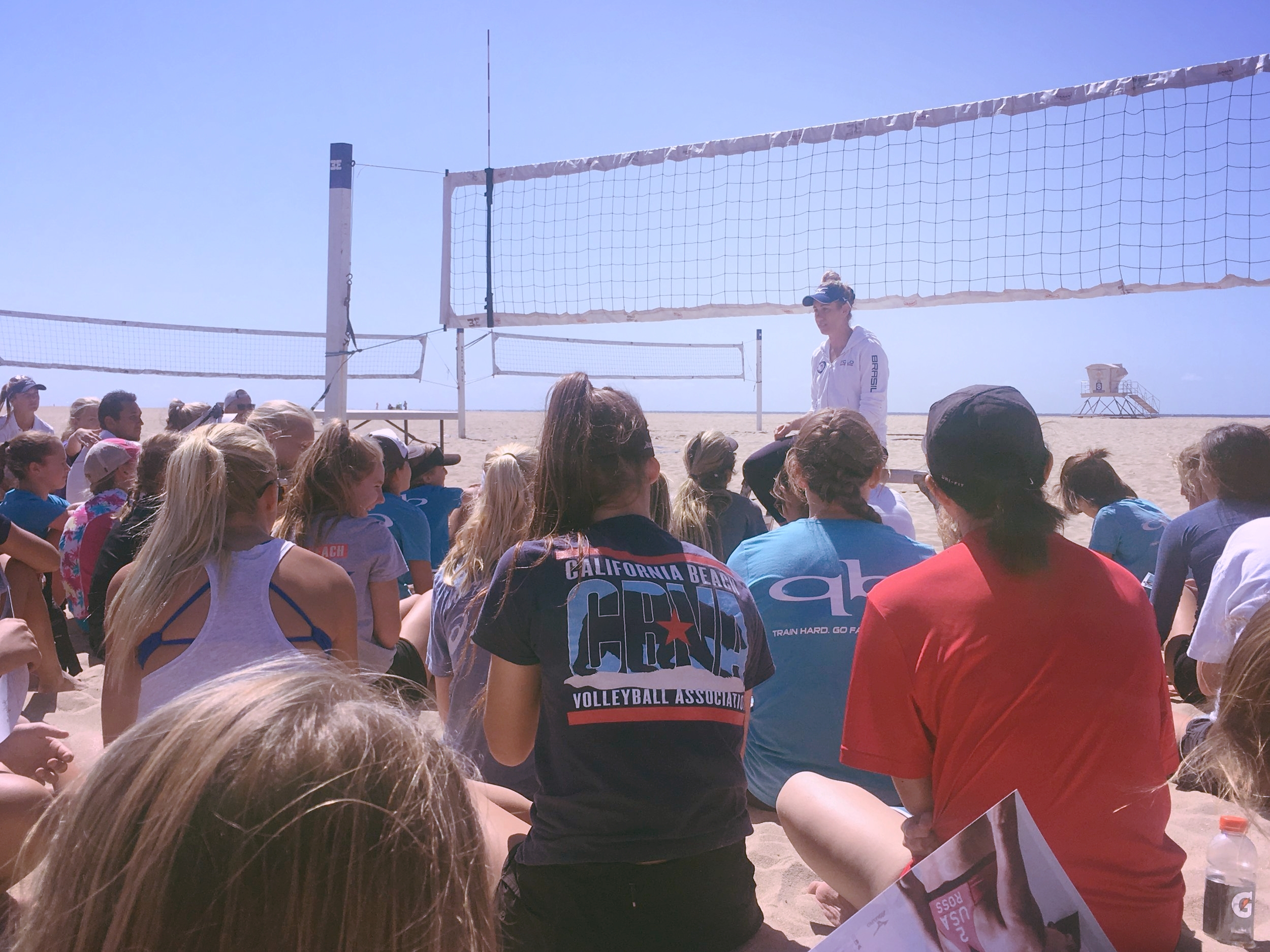 September 2017 Camp with April Ross