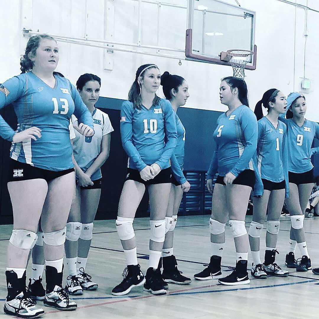 GIRLS INDOOR CLUB - Elite teams ages 14-16 only.