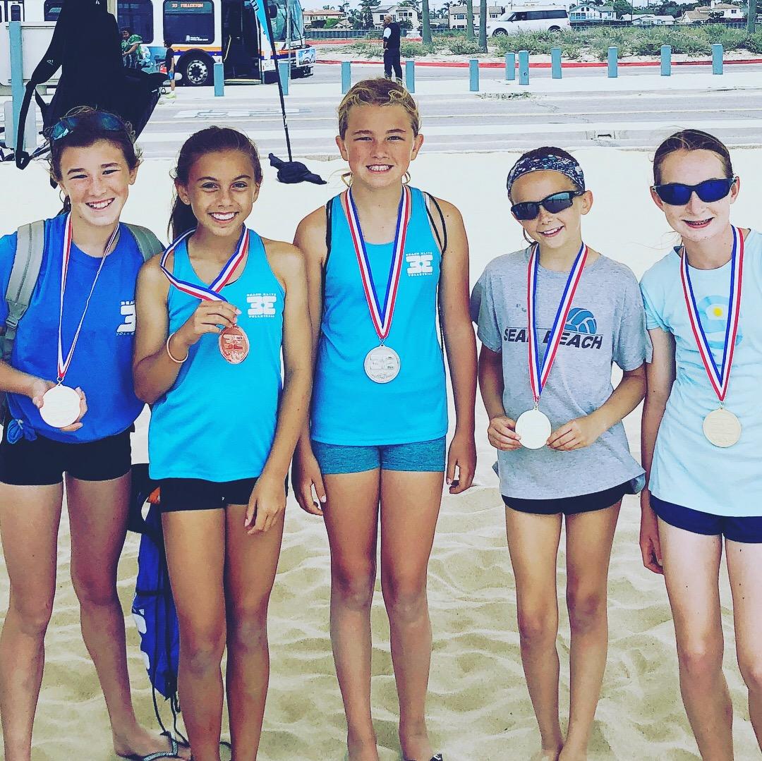 NEWPORT BEACH VOLLEYBALL CAMPS -