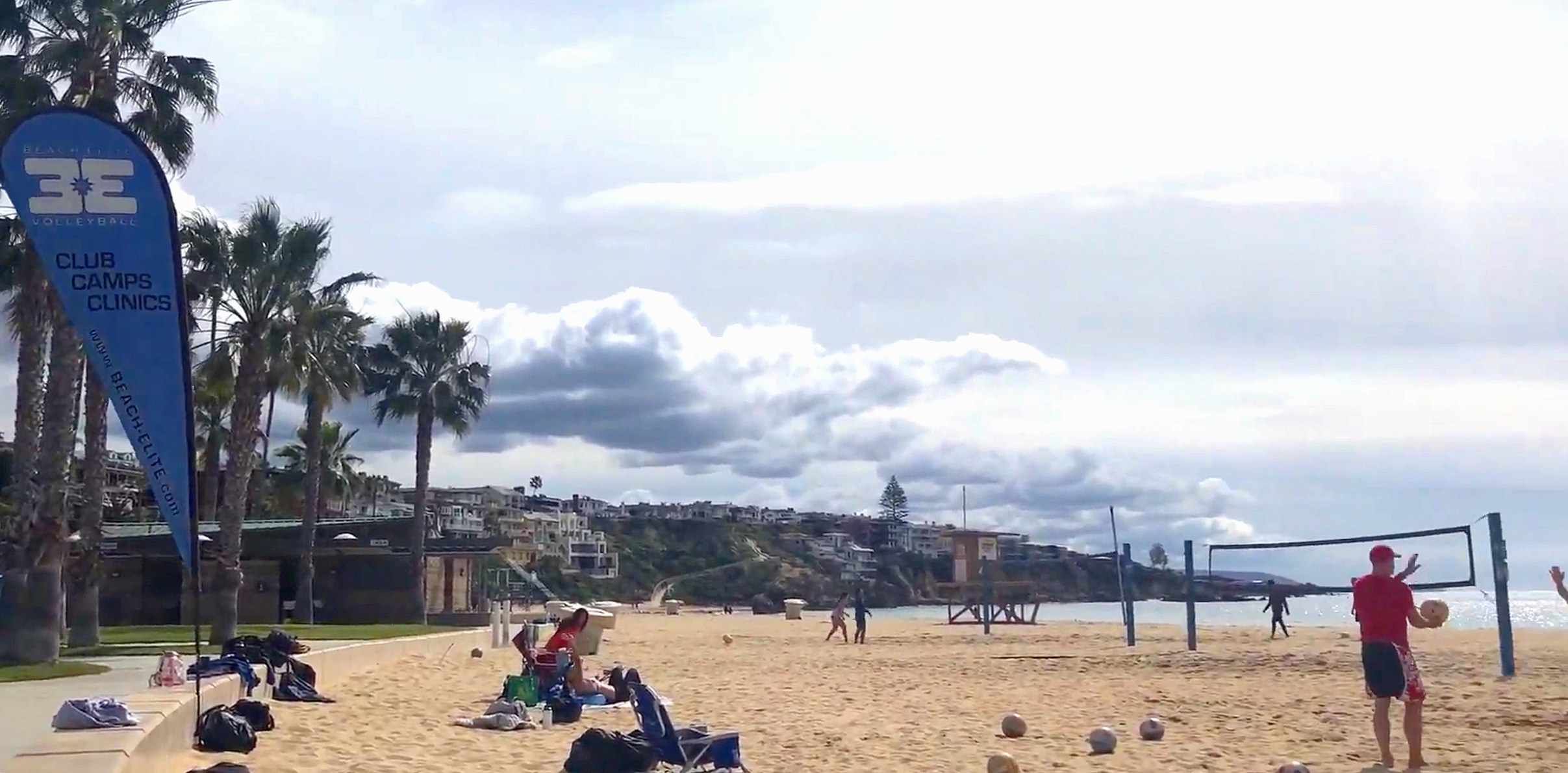 ADULT BEACH CLASSES - YEAR ROUND BEACH CLASSES - ALL LEVELS