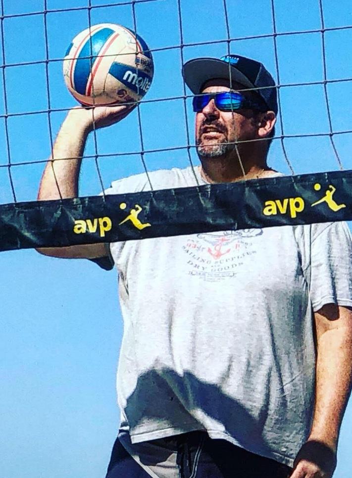 Coach Adam Cutrell
