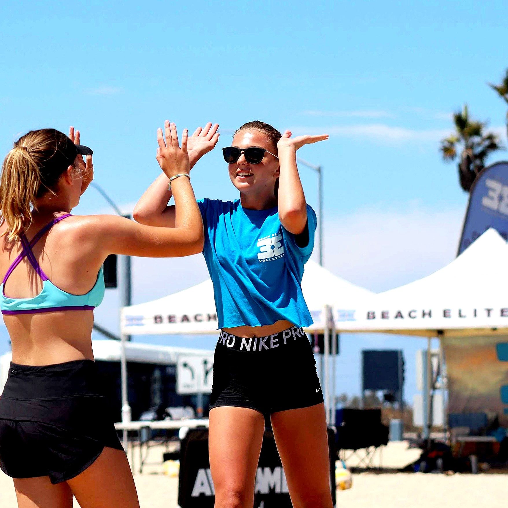 BEACH ELITE SELECT - Advanced Beach Volleyball Training➜ Run by legendary coach Adam Cutrell➜ Saturday mornings year round ➜ All players must be invited to join program