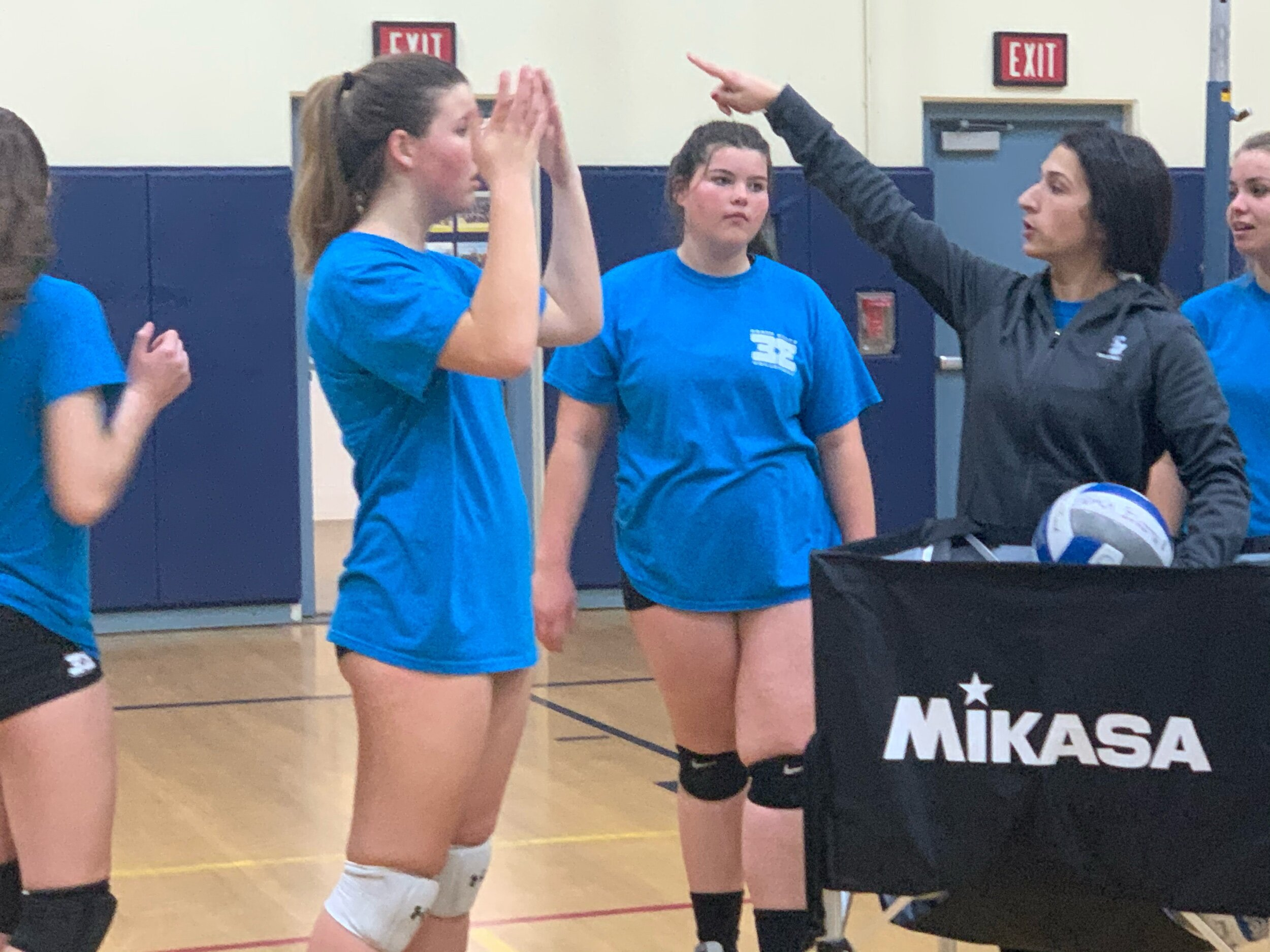 mizuno long beach volleyball club tryouts video
