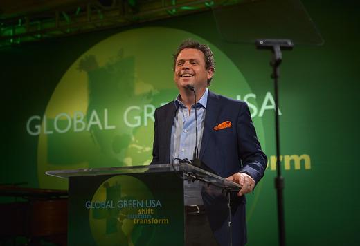 Danny Kennedy, President & Co Founder of Sungevity The Corporate Environmental Leadership Award
