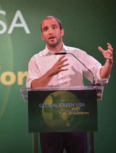 Ben Goldhirsh, CEO & Co Founder, GOOD Worldwide The Community Environmental Leadership Award