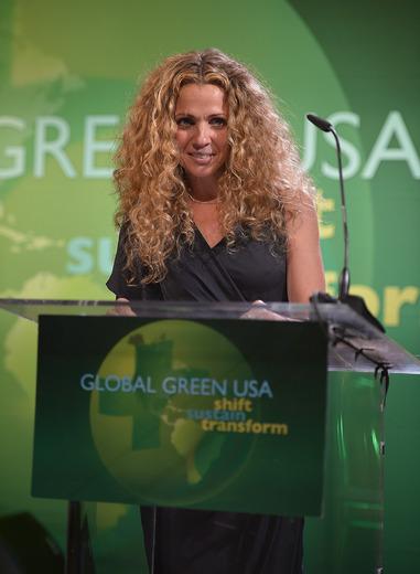 Seane Corn, Founder, Off the Mat The International Environmental Leadership Award
