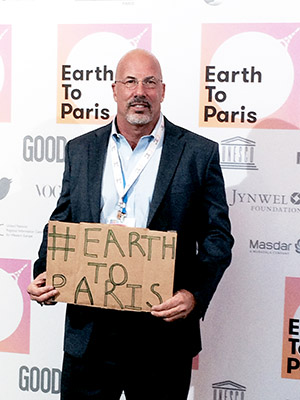 #EarthToParis