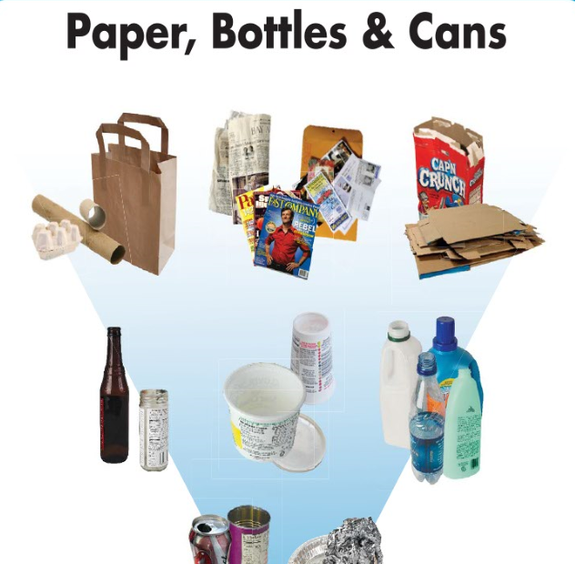 Recycling Flyer (City of Santa Monica)