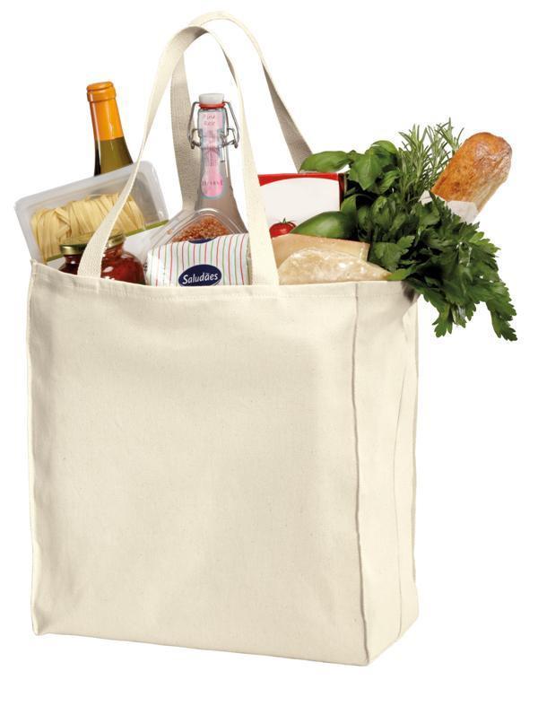 Canvas / Cotton Tote Bag