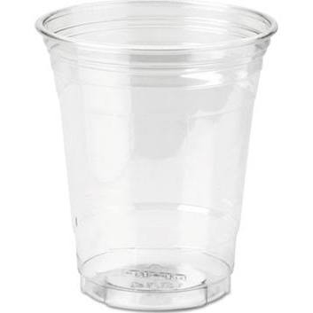 Plastic Cold Cup from Coffee Shop