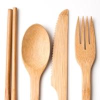 Reusable Bamboo Cutlery