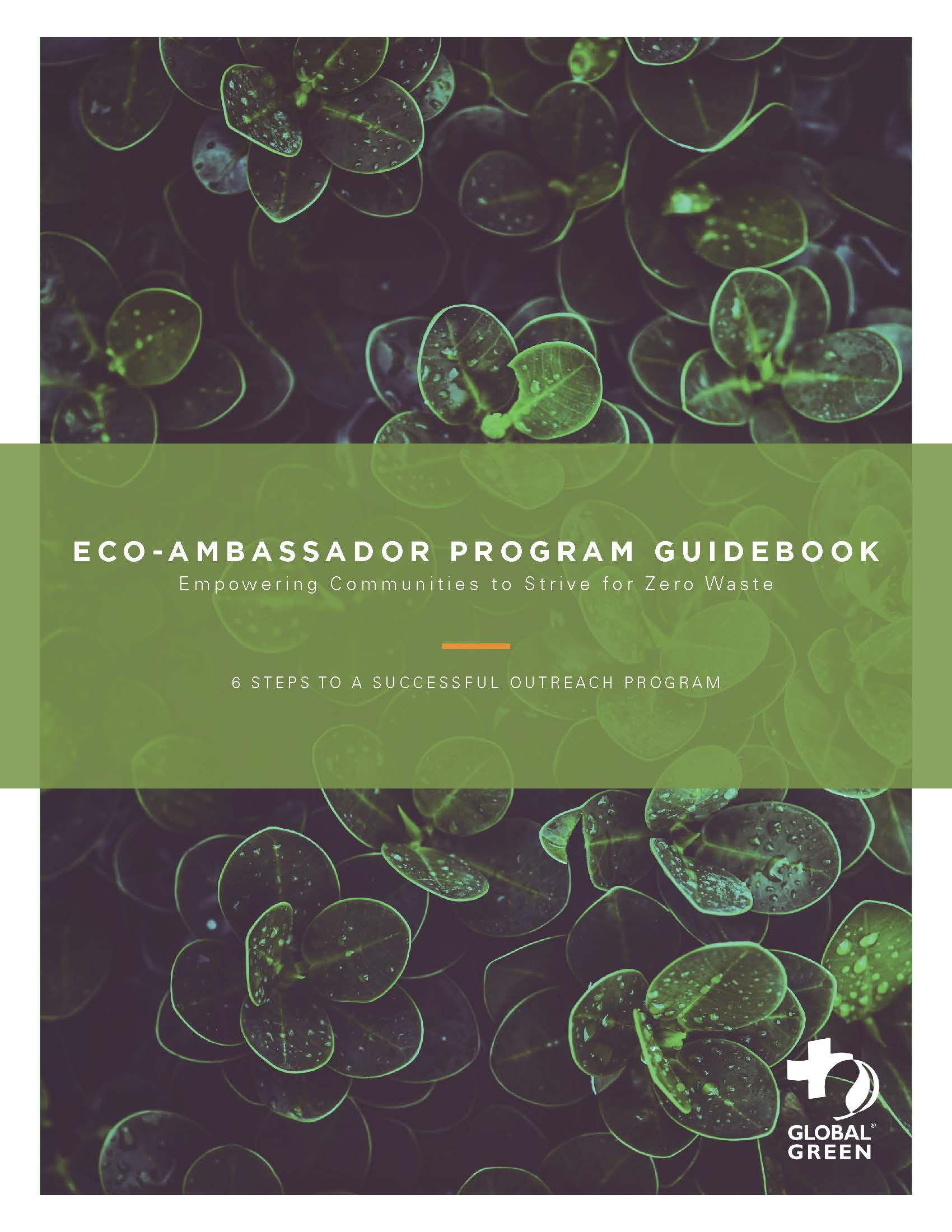 Figure 6: Eco-Ambassador Program Guidebook