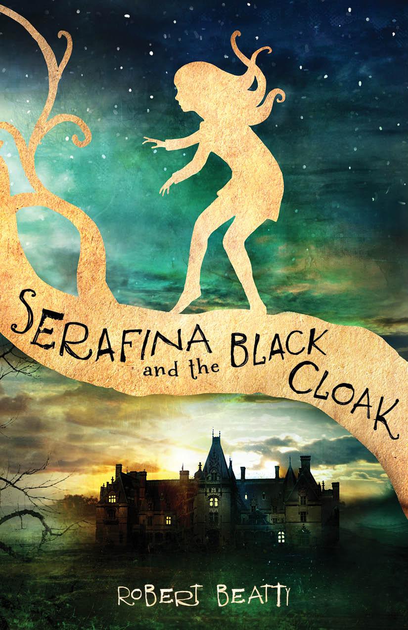 Serafina and the Black Coat