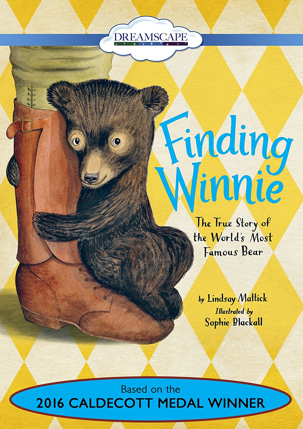 Finding Winnie; The Story of the Real Bear Who Inspired Winnie-the-Pooh.jpg