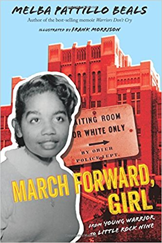 March Forward, Girl From Young Warrior to Little Rock Nine.jpg
