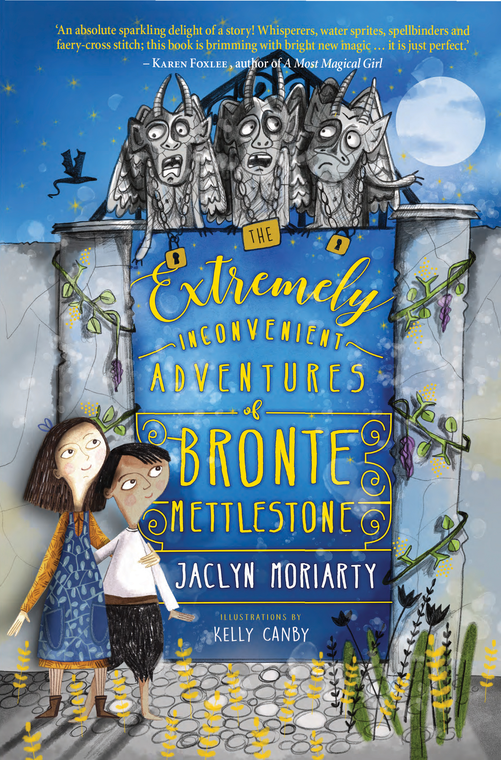 The Extremely Inconvenient Adventures of Bronte Mettlestone Kingdoms & Empires #1.jpg