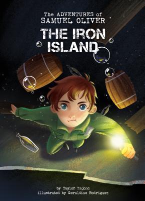 The Adventures of Samuel Oliver #3 The Iron Island.jpg