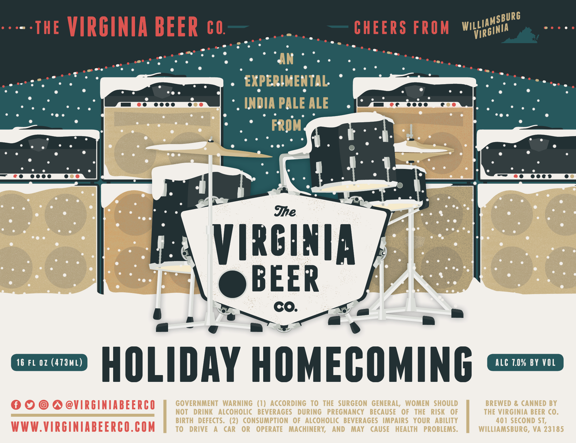 Learn about    Holiday Homecoming Experimental IPA