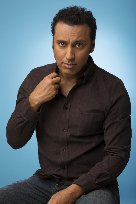 Aasif Mandvi (The Daily Show)