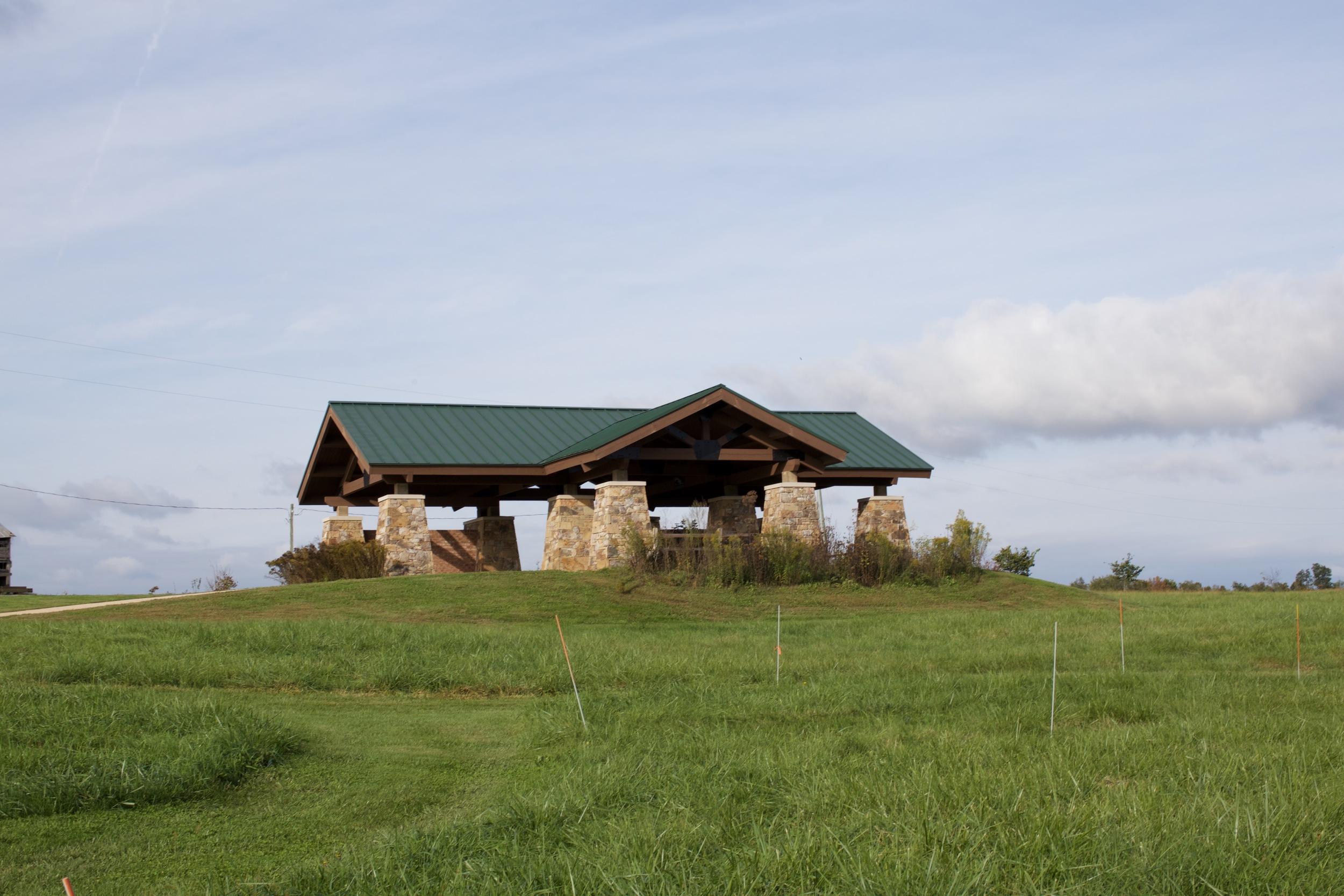 The Pavilion.