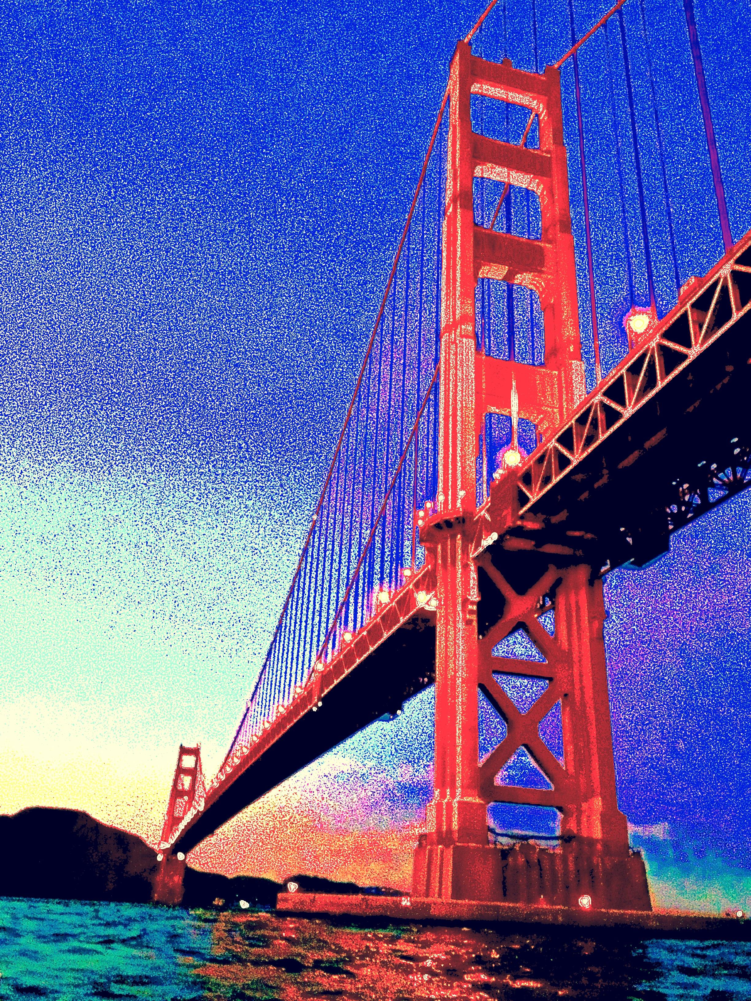 Golden Fate Bridge