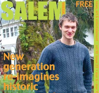 New Generation re-imagines historic homestead - teaching agricultural stewardship - Salem Weekly | March 2014