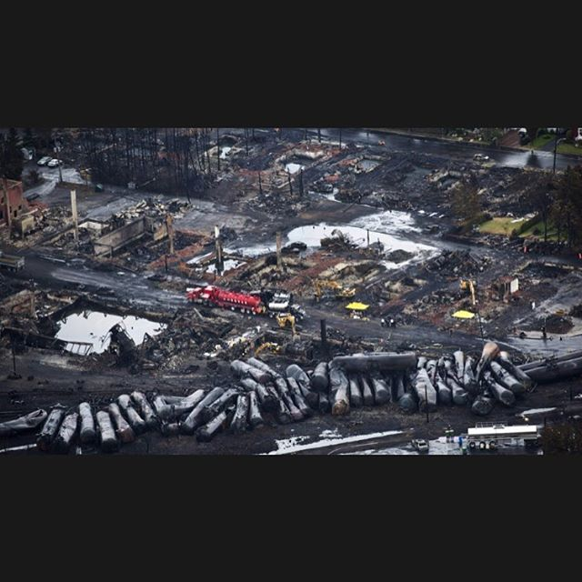 Canadian Pacific Railway is directly responsible for damages caused when a runaway train carrying crude oil derailed in 2013 in Lac-Megantic, according to new allegations recently filed in court by the Quebec government via @globeandmail