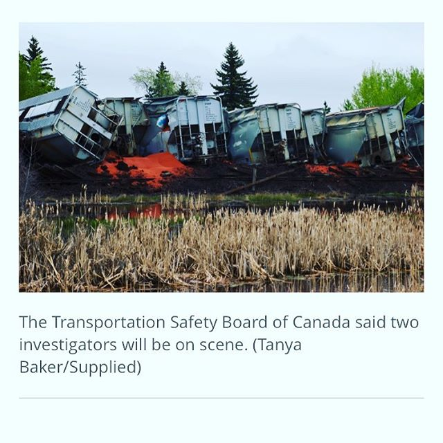 Good grief 😳@canadianpacific train derails TWICE in two days in Bawlf, ALta & Wilkie, Sask. Thankfully no injuries but seriously?!