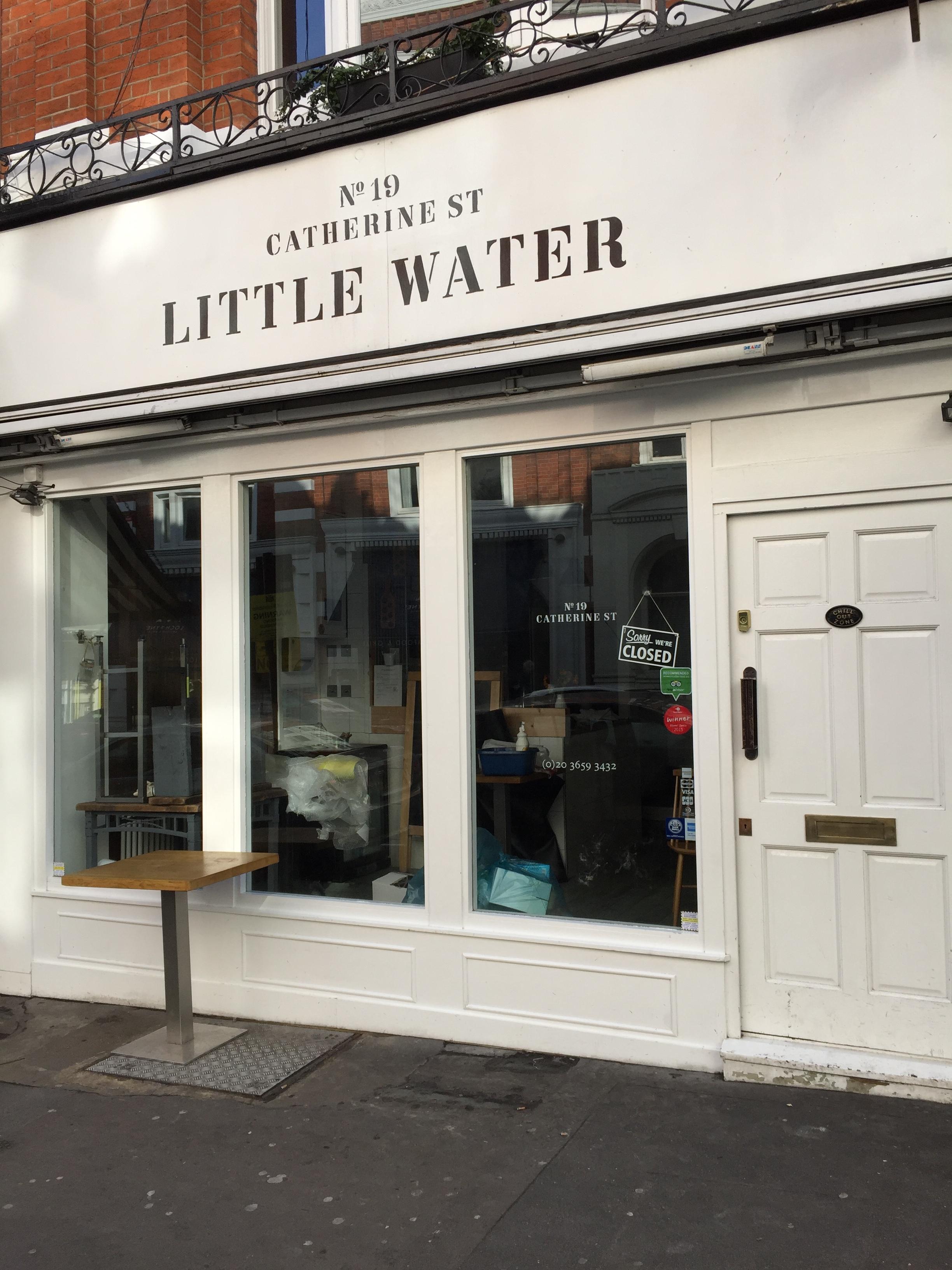 Little Water Shop Face