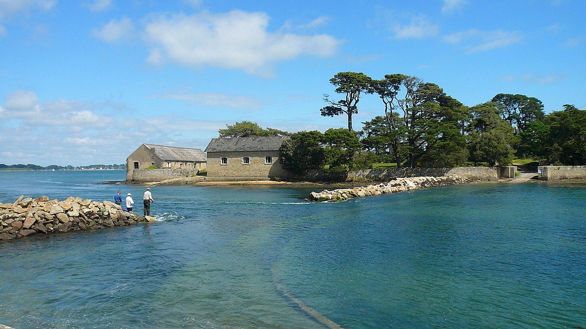 Berder Island