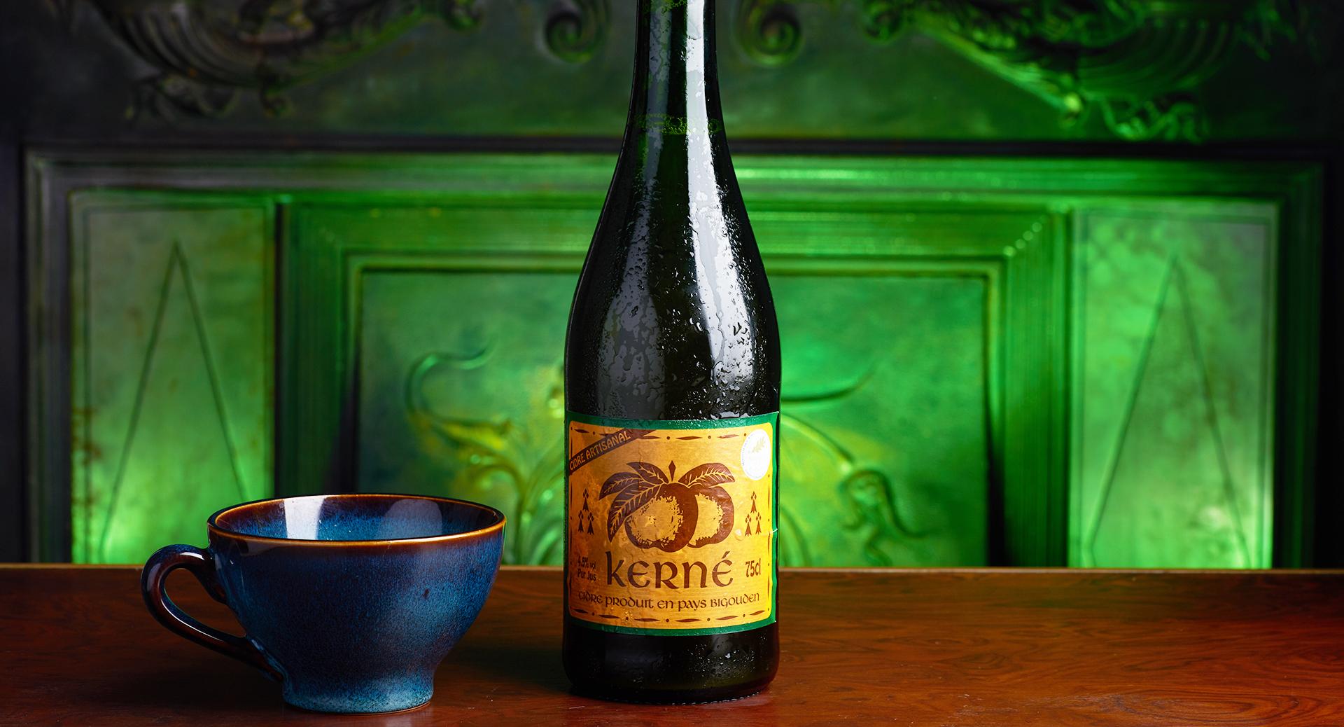Kerne Cidre cider french