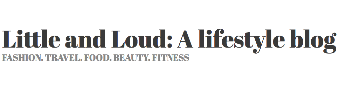 little and loud lifestyle blog mamies