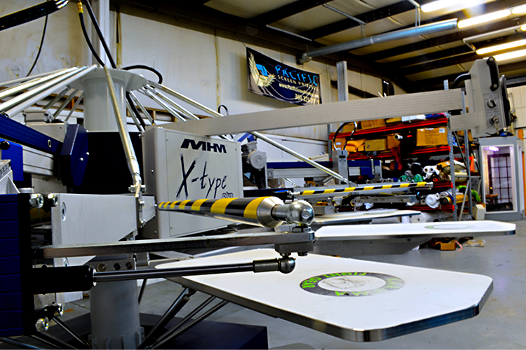 Automatic Screen Printing